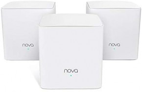 WiFi Mesh Tenda MW5c, AC1200, 3-pack