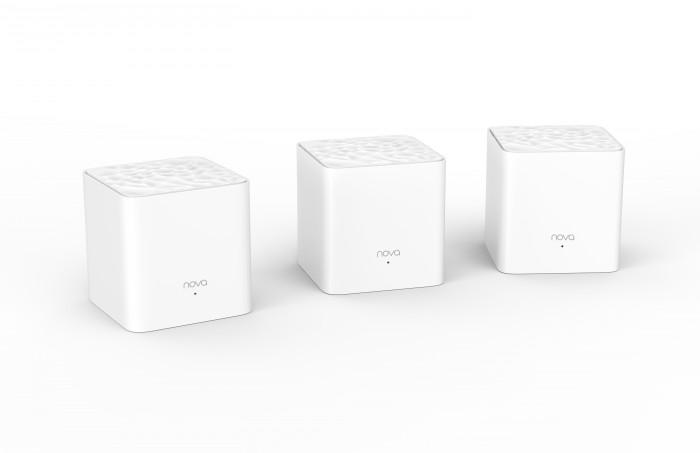 WiFi mesh Tenda Nova MW3, 3-pack