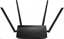 WiFi router ASUS RT-AC1200 V2, AC1200