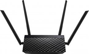 WiFi router Asus RT-AC51, AC750 POUŽITÉ, NEOPOTREBOVANÝ TOVAR