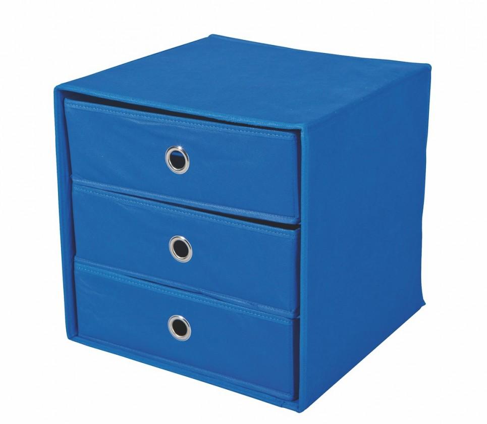 Willy - zásuvka (modrá)