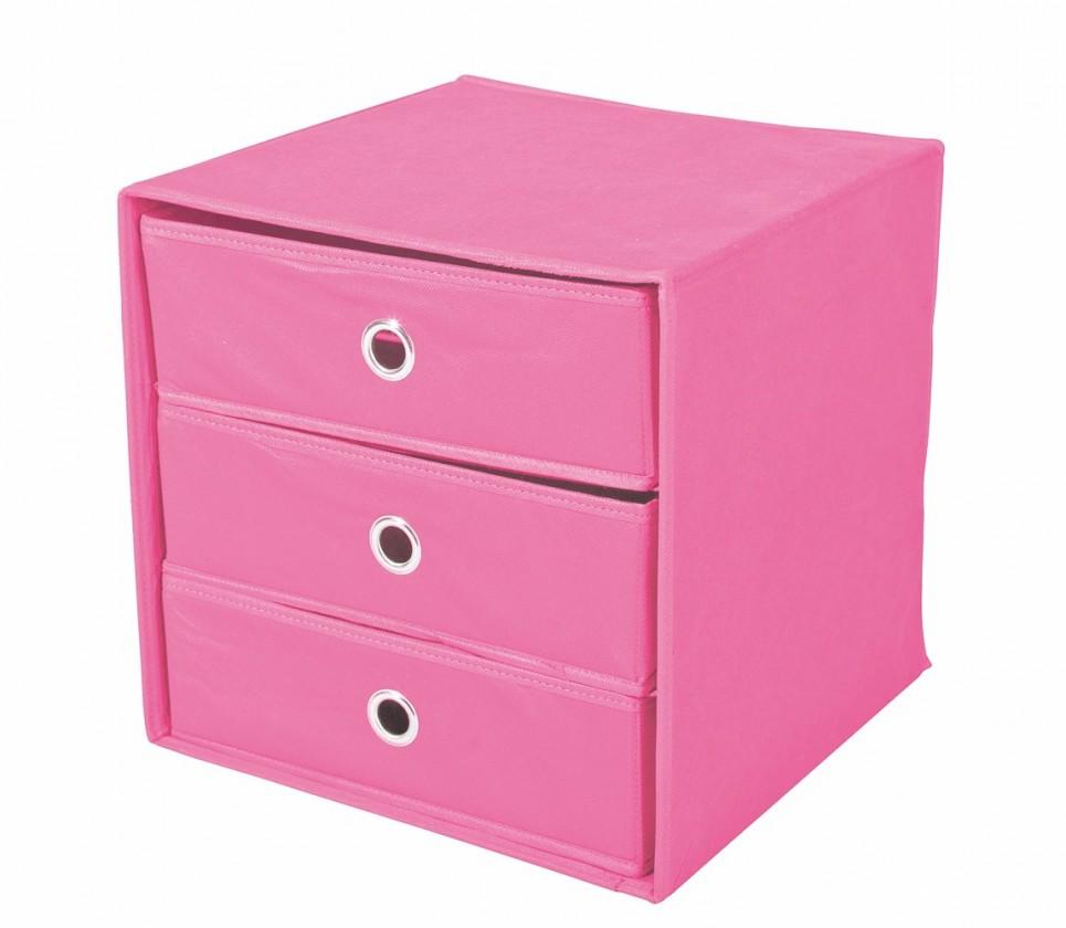 Willy - zásuvka (ružová)