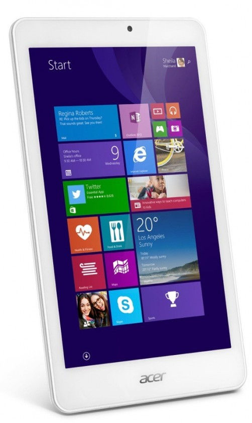 Windows Acer Iconia Tab 8 W (NT.L7GEC.003)