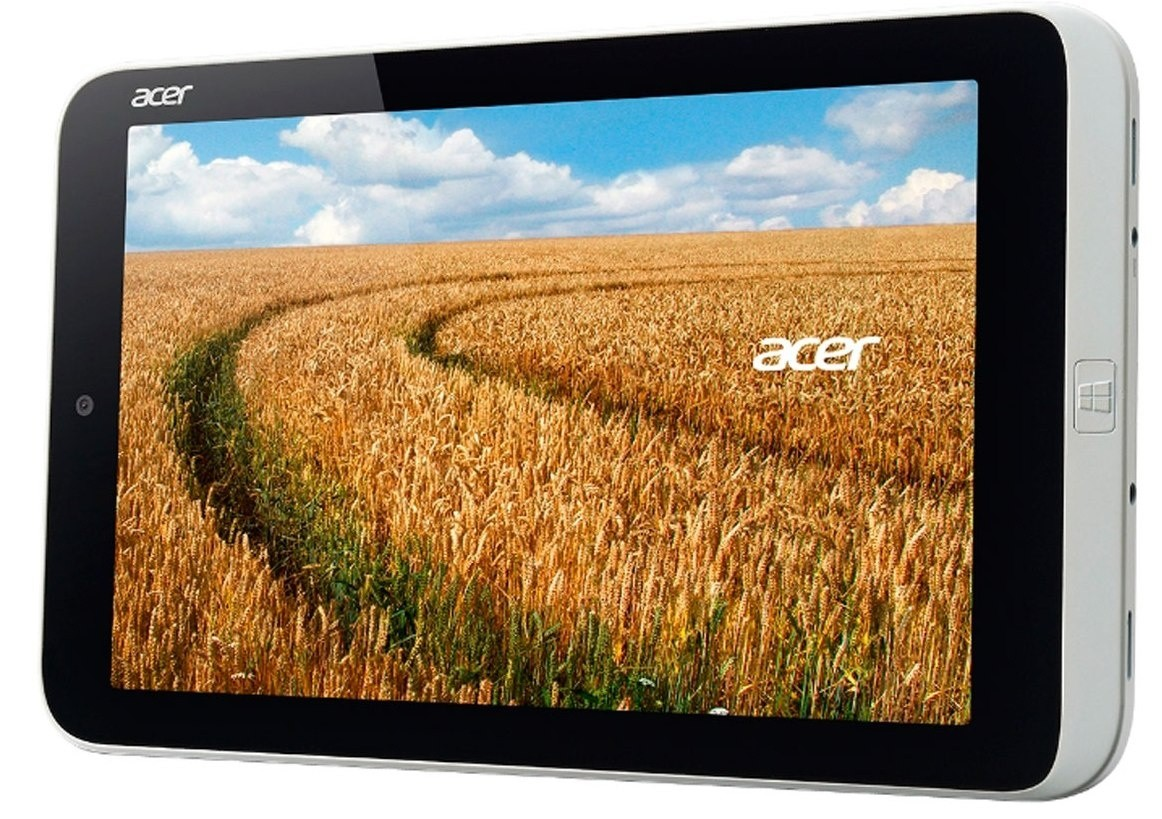 Windows Acer Iconia Tab W3-810 (NT.L1JEC.001) strieborný