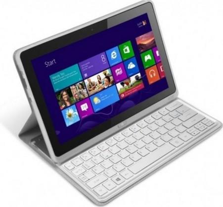 Windows Acer Iconia Tab W700P (NT.L0REC.003) strieborný