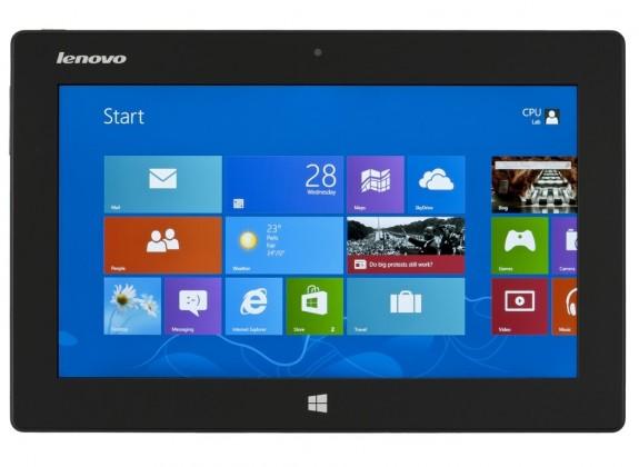 Windows Lenovo IdeaPad Miix 10 (59-392782) strieborný
