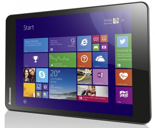 "Windows LENOVO MIIX 3 8"" (80JB001JMK) (80JB001PMK) ROZBALENO"