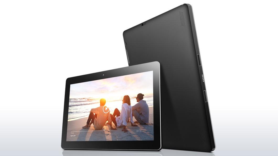 Windows Lenovo Miix 300-10 Black 64GB + dock s klávesnicou (80NR002TCK)