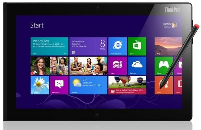 Windows Lenovo ThinkPad 2 (N3S4HMC) čierny
