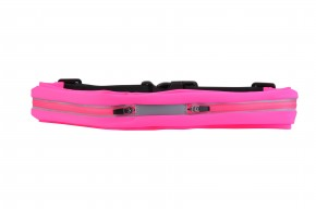 Winner group running belt, pink