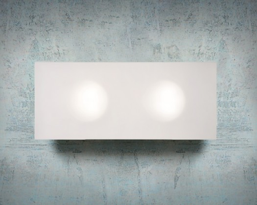 Winx - nástenné osvetlenie, 9W, 2xGX53 (matná)