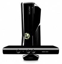 Xbox 360 320GB Kinect Bundle + 3 hry ROZBALENO