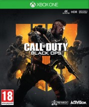 XBOX hra - Call of Duty Black Ops 4