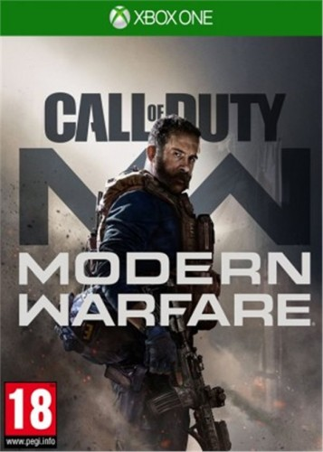 XBOX hra - Call of Duty: Modern Warfare