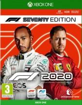 XBOX hra - F1 2020 Seventy Edition