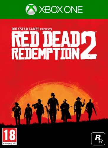 XBOX hra - Red Dead Redemption 2