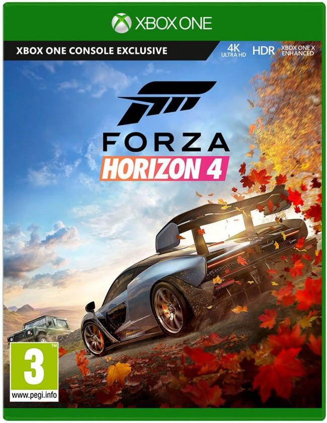 Xbox One hry Hra Microsoft XBOX ONE - Forza Horizon 4
