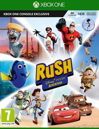 Xbox One hry Hra Microsoft Xbox One Rush: A Disney Pixar Adventure GYN-00020