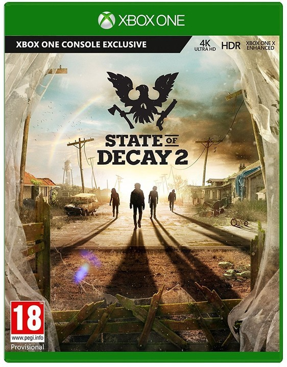 Xbox One hry Hra Microsoft XBOX ONE - State of Decay 2