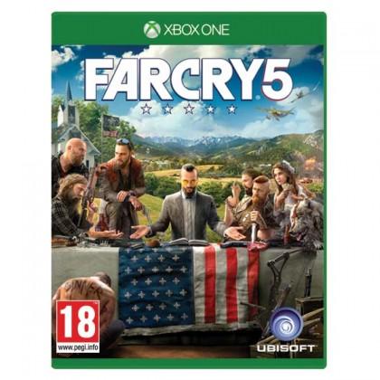 Xbox One hry Hra Ubisoft Xbox One FAR CRY 5 (3307216022916)