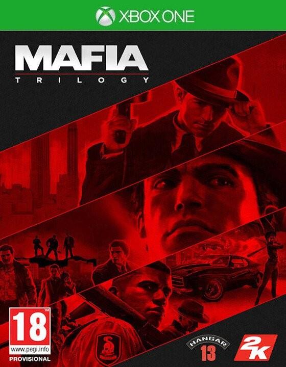 Xbox One hry Hra XBOX ONE - Mafia Trilogy