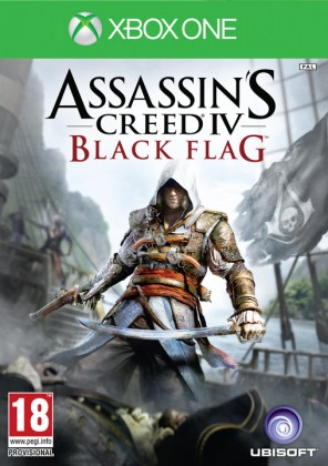 Xbox One hry XBOX hra - Assassin's Creed: Black Flag
