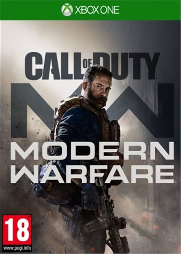 Xbox One hry XBOX hra - Call of Duty: Modern Warfare