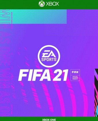 Xbox One hry XBOX hra - FIFA 21 Champions Edition