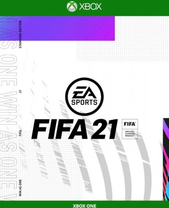 Xbox One hry XBOX hra - FIFA 21