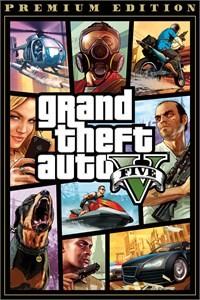 Xbox One hry XBOX hra - Grand Theft Auto V Premium Edition