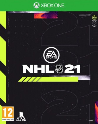 Xbox One hry XBOX hra - NHL 21