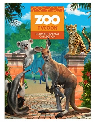 Xbox One hry Zoo Tycoon - Ultimate Animal Collection (Xbox ONE)  GYP-00020