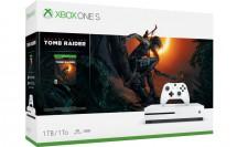 XBOX ONE S 1 TB + Shadow of Tomb Raider