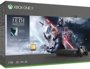 XBOX ONE X 1 TB + Star Wars: Fallen Jedi Order