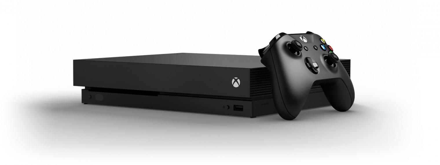 Xbox One XBOX ONE X 1 TB + Metro Trilogy Bundle