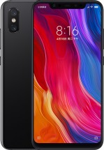 Xiaomi Mi 8 Black 6GB/64GB Global Version + darček