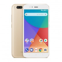Xiaomi Mi A1, 4GB/32GB, Global, Gold + držiak do auta