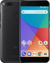 Xiaomi Mi A1, CZ LTE, Dual SIM, 64 GB, černá