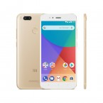Xiaomi Mi A1, CZ LTE, Dual SIM, 64 GB, zlatá