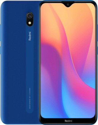 Xiaomi Mobilný telefón Xiaomi Redmi 8A 2GB/32GB, modrá