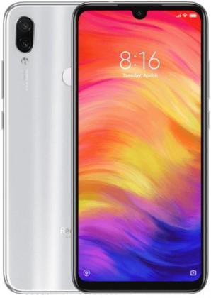 Xiaomi Mobilný telefón Xiaomi Redmi NOTE 7 4GB/128GB, biela