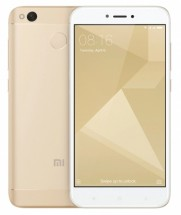Xiaomi Redmi 4X 3GB/32GB Global, gold + držiak do auta