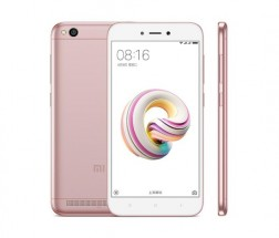 Xiaomi Redmi 5A,2GB/16GB,Global, Rose Gold + držiak do auta