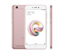 Xiaomi Redmi 5A,2GB/16GB,Global, Rose Gold
