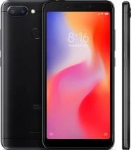 Xiaomi Redmi 6 Dual Black 3GB/32GB Global Version + darčeky