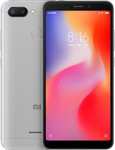 Xiaomi Redmi 6 Dual Grey 3GB/32GB Global Version