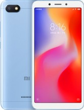 Xiaomi Redmi 6A Blue 2GB/32GB Global Version + darček