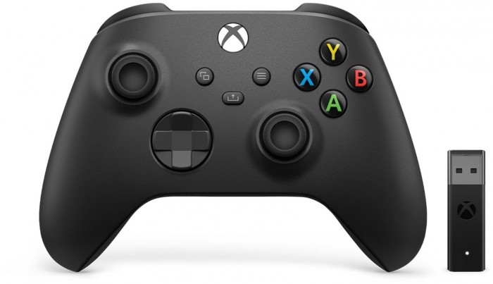 XSX - Xbox One Gamepad + adaptér pre Windows