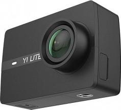 YI Lite Action Camera, čierna + vodeodolný kryt