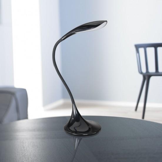 Yon - Lampička, LED (čierna)